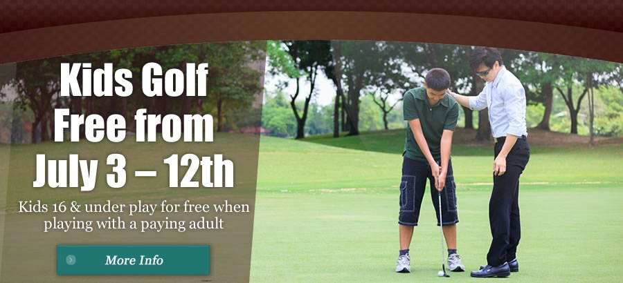 Bring a Kid to the Course Week