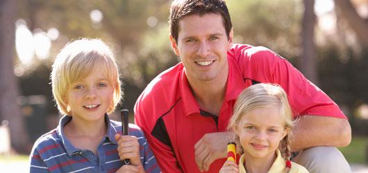 family-golf