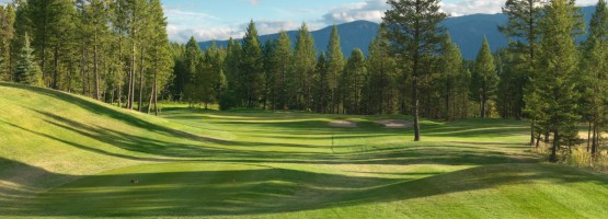 The Radium Course is in top shape!