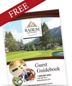 Radium Resort Guest Guidebook
