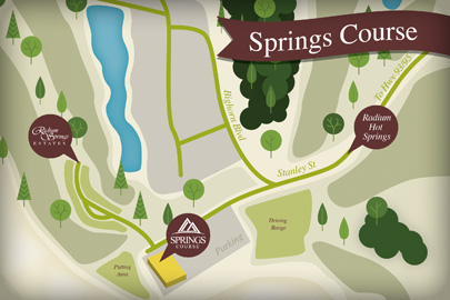 Radium Springs Course - 7565 Columbia Ave, Radium Hot Springs, BC, Canada