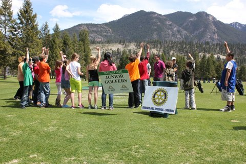 The Springs, Edgewater Elementary and Radium Rotary Sunrise Club