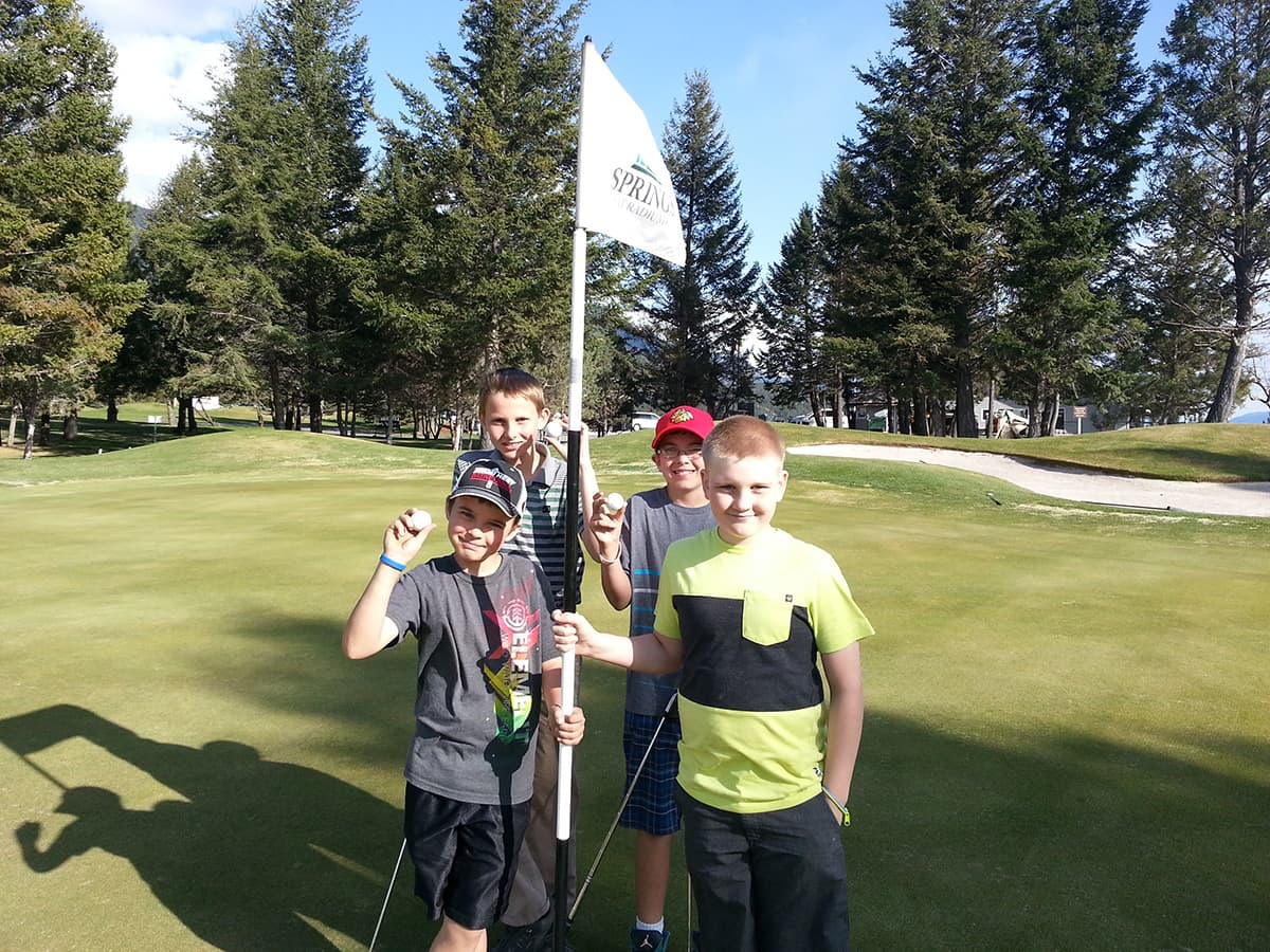 Opportunity Abounds for Junior Golfers