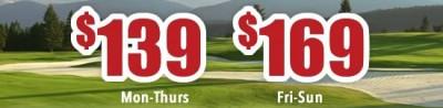 VIP Golf - price