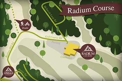 Radium Course - 8100 Golf Course Road,  Radium Hot Springs, BC, Canada